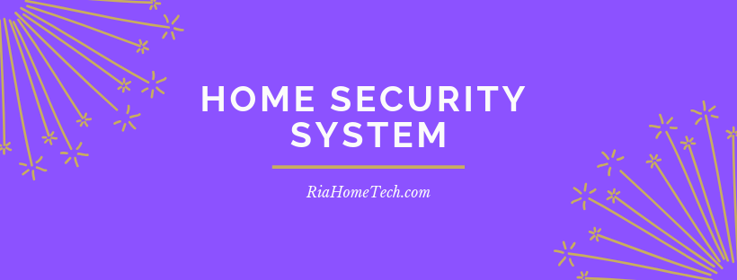 home Security system1