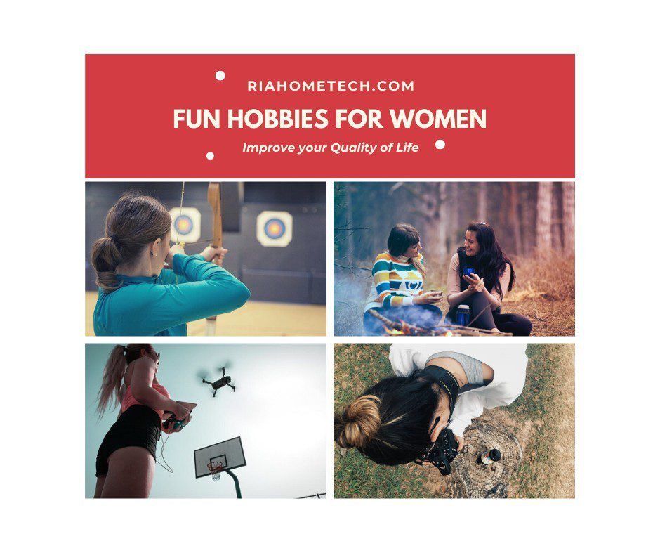 Interesting Hobbies for Women