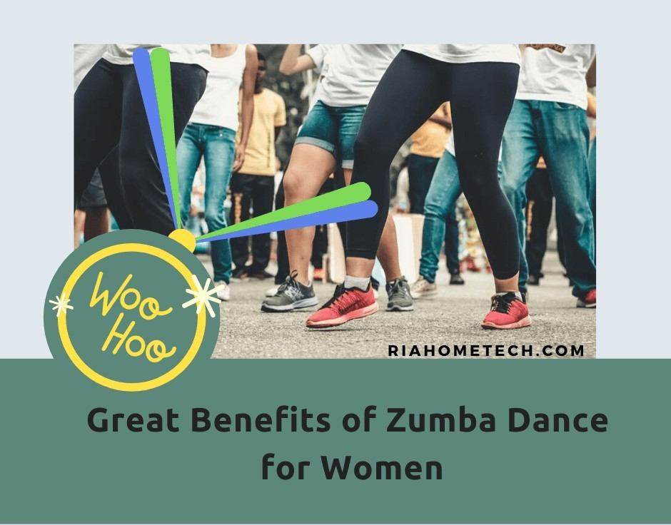 Benefits of Zumba Dance for women