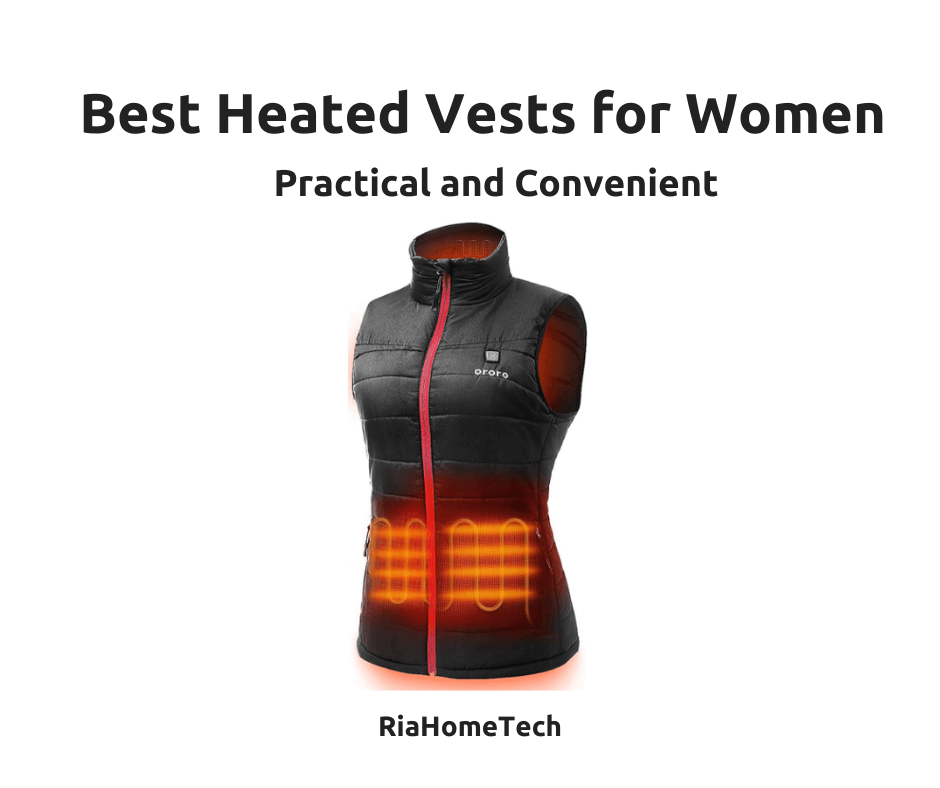 Best Heated Vests for Women