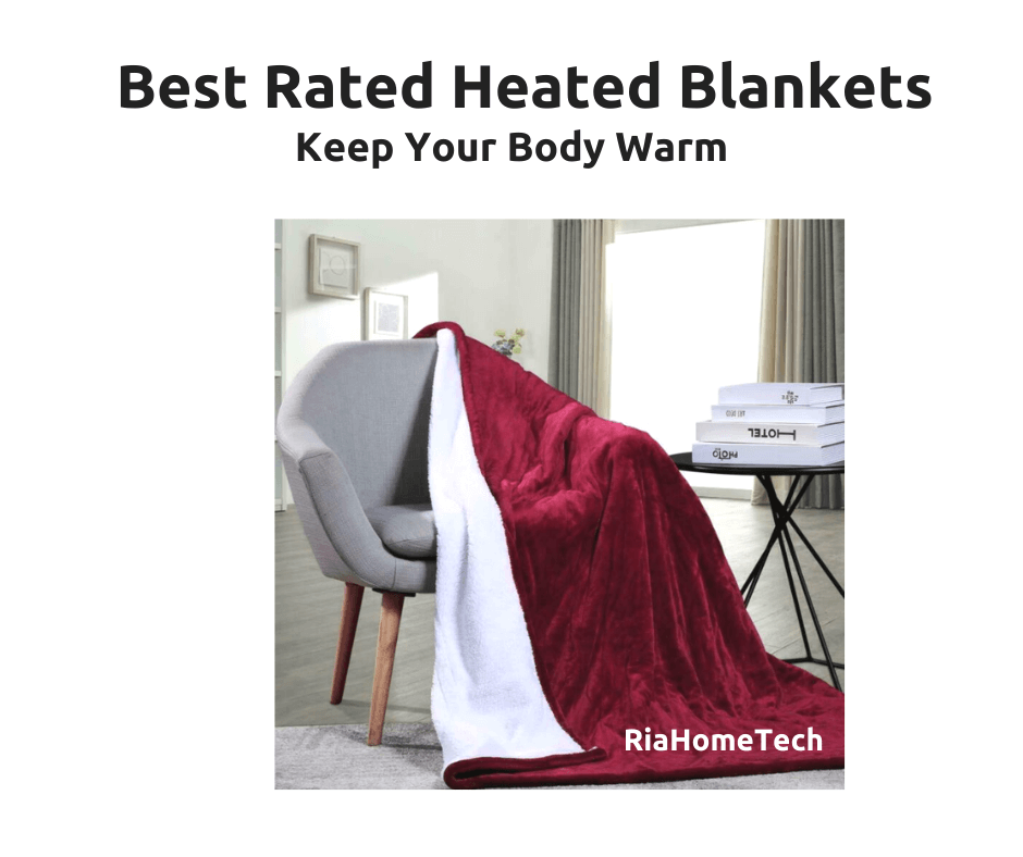 Best Rated Heated blankets