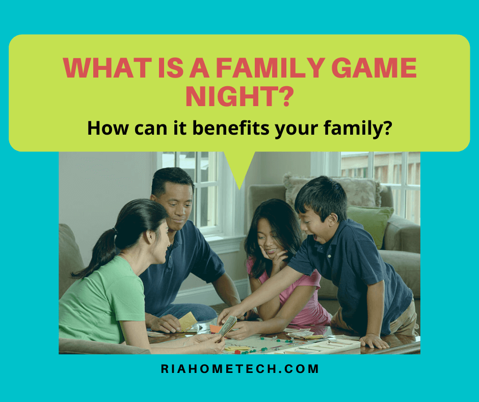 What is a Family Game Night