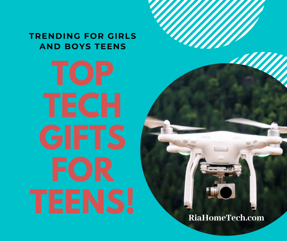 Top tech gifts for teens