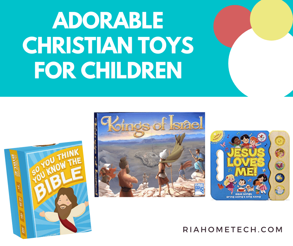 Christian Toys for Children